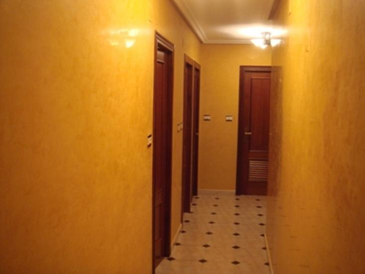 Pintado de paredes en estuco veneciano