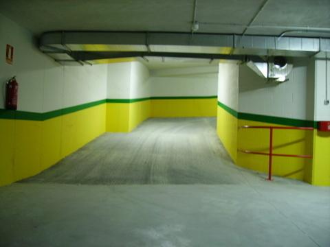 Pinturas el as proyectos realizados garaje guarder a - Garaje de coches ...